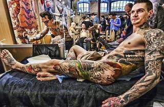 Le Mondial du tatouage [ANNULÉ]