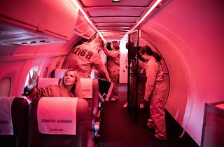 Flight 338 escape room