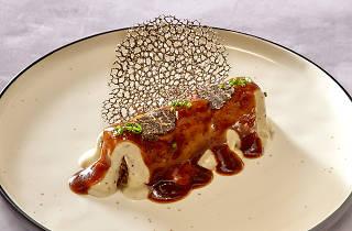 Platillo de Casa Mimosa al Passeig de Gourmets