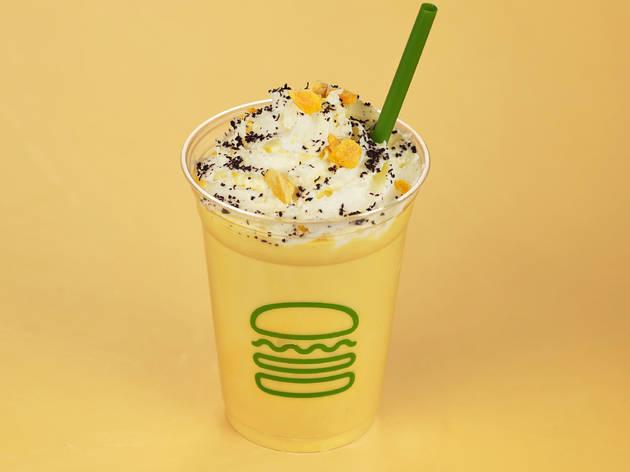 Mango Creamsicle Shake Shack