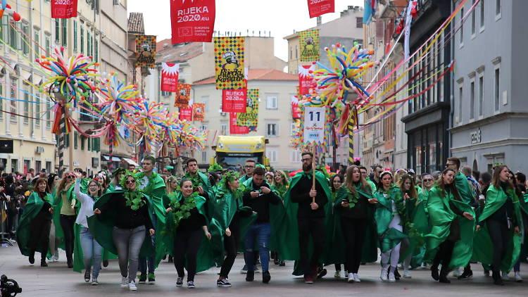 Rijeka Carnival 2020
