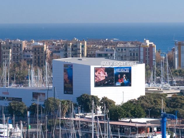 Imax Port Vell de Barcelona
