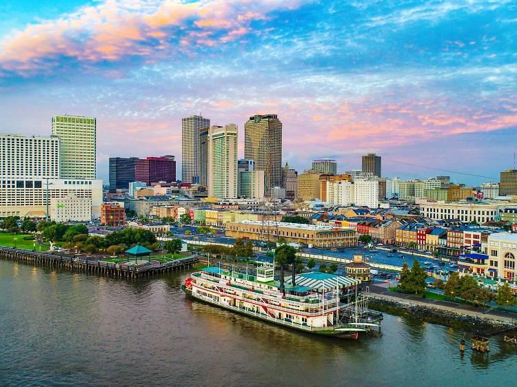 The best neighborhoods in New Orleans