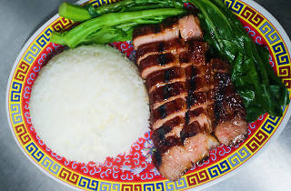 Pearl River Delta Chinatown restaurant