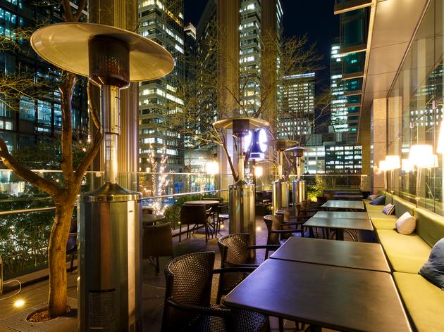 Tokyo Beer Hall and Beer Terrace 14