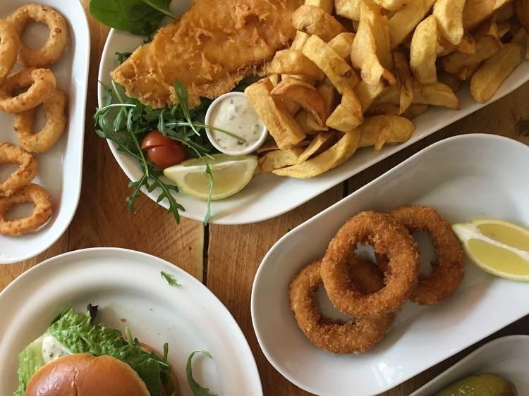 Seventeen Fish & Chips