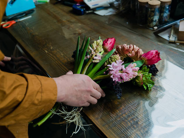 Get flowers delivered to your home from Shibuya florist Cochon