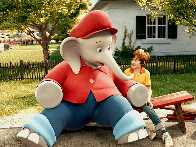 Benjamin, o Elefante (2019)