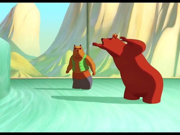 'La famosa invasión de los osos en Sicilia'