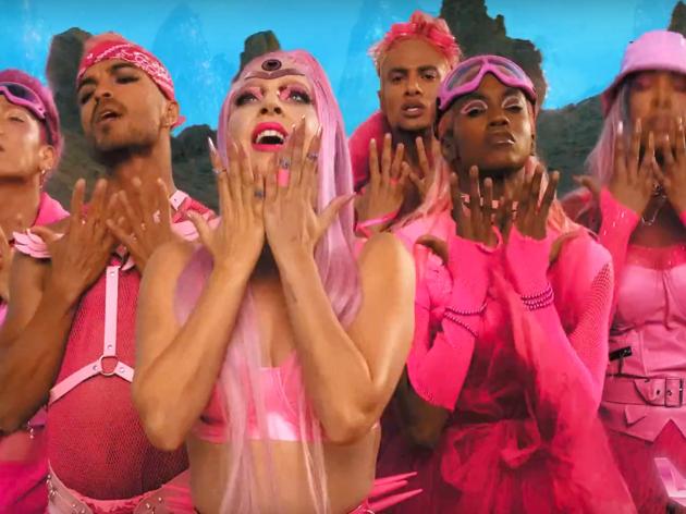 Lady Gaga estrena videoclip
