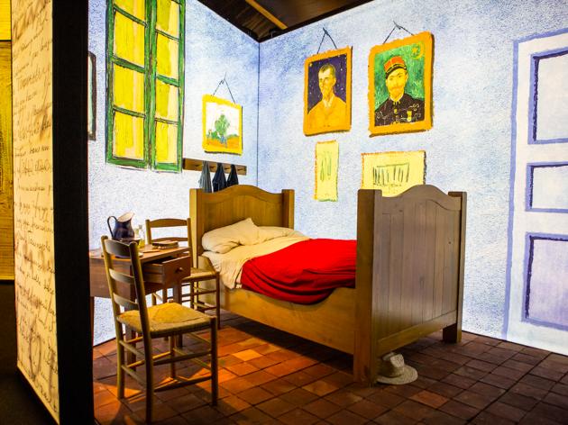 Arte, Exposição Van Gogh