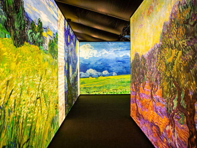 Exposição Van Gogh