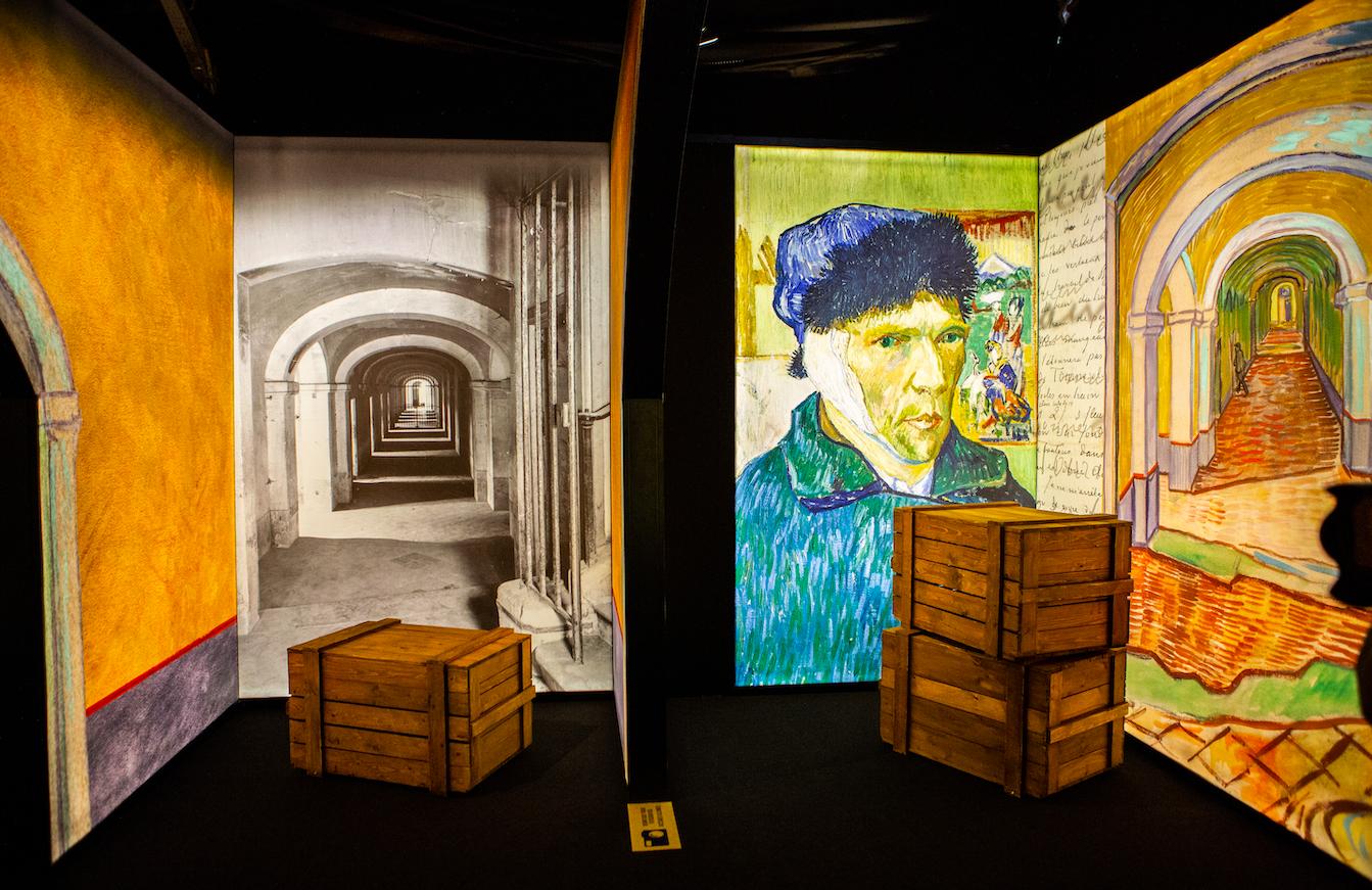 Meet Vincent van Gogh: 14 imagens da exposição em Lisboa