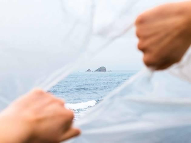 Mar, plàstic