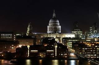 st paul's skyline