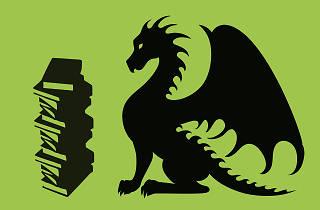 Els llibres i el drac