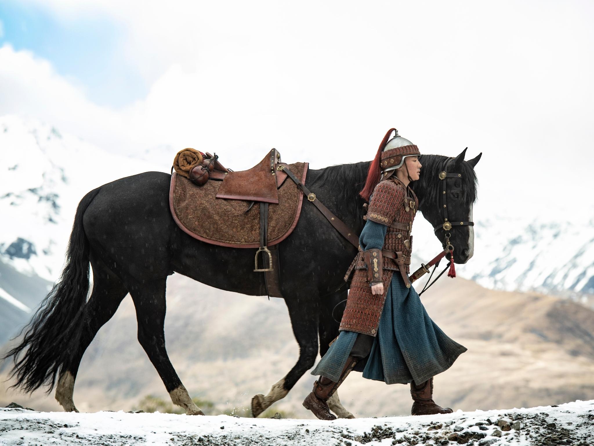 Mulán llega a cines con su versión life action