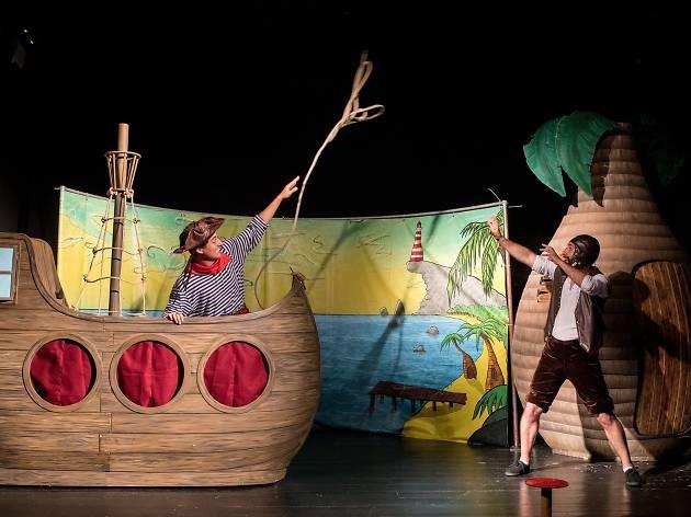 Os Piratas Também Se Apaixonam