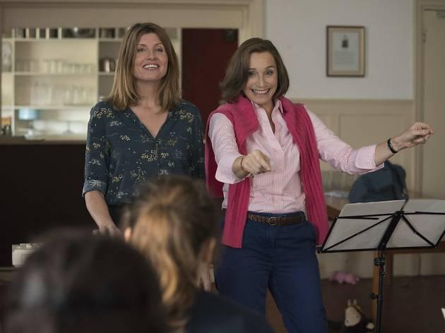 Mujeres a coro