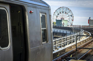 What you need to know about Coney Island-bound F trains' weekend suspensions