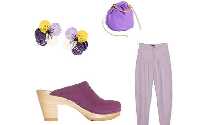 La vida en lila