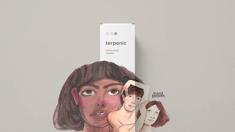 Booster facial de Terpenic