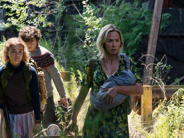 Image result for a quiet place II
