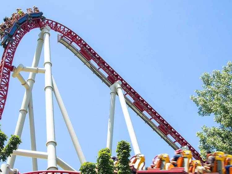 The best roller coasters in America