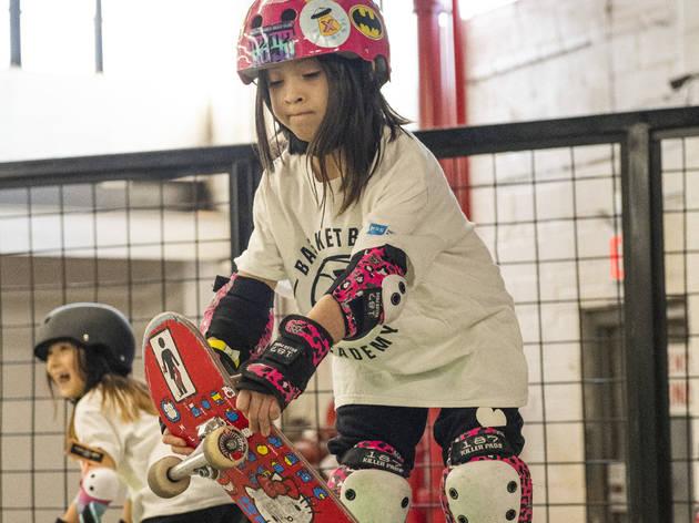 Visit Vans' new skatepark