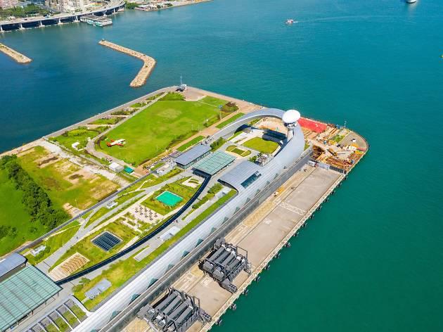 Kai Tak Cruise Terminal Park_shutterstock_03032020