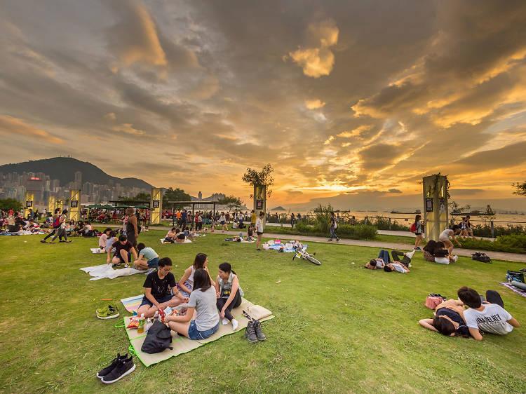 Best picnic spots in Hong Kong