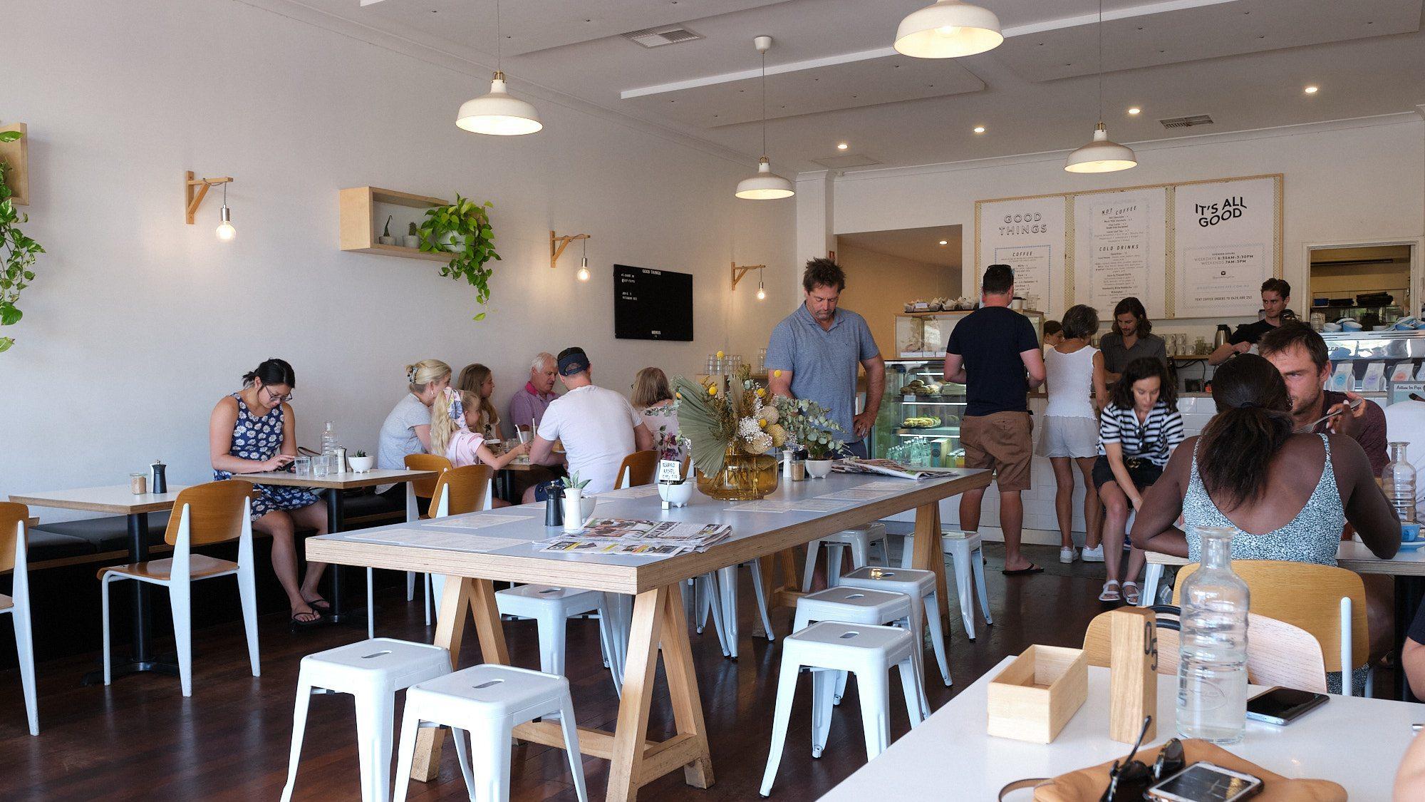 Good Things café