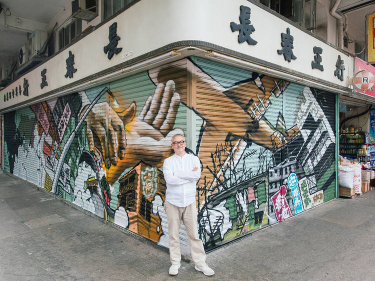 Best shutter art in Hong Kong and where to find them