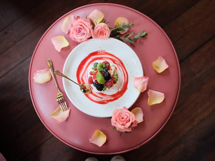 Madame Fù:粉紅舊巴黎咖啡館