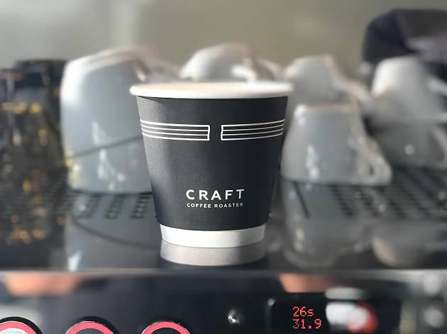 Craft Coffee Roaster 03032020