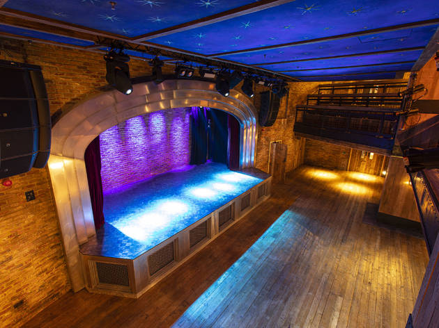 This sweet music venue just opened in King's Cross