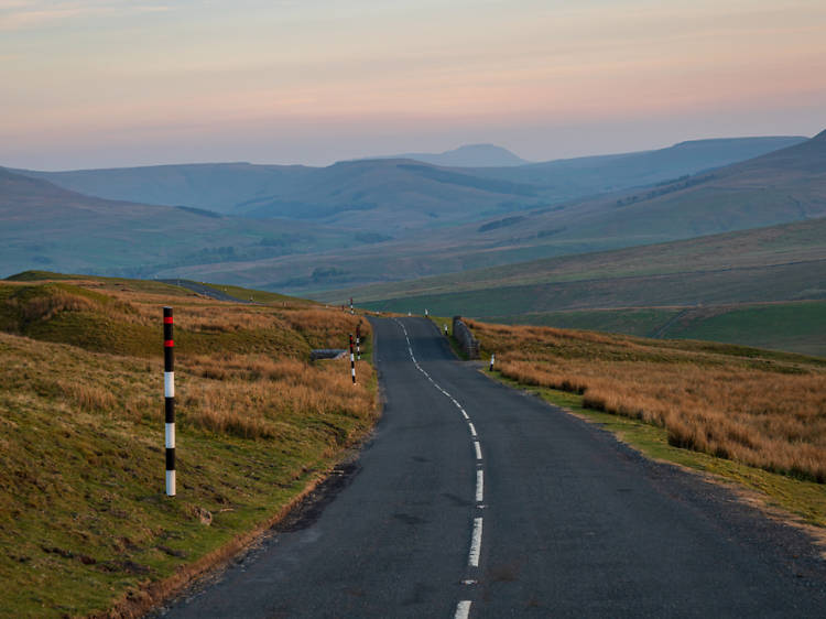 The Yorkshire Dales, England