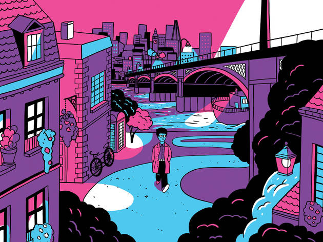 How walking to work reignited my love affair with London