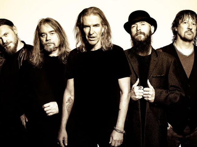 Let's Festival 2020: New Model Army + Las Novias