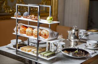Le Tea Time du Meurice