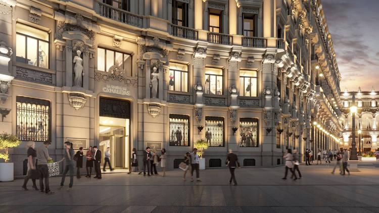 Galería Canalejas