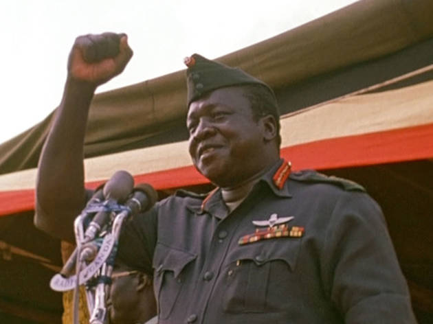 Idi Amin: a Self-Portrait, de Barbet Schroeder