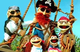 Pirates Symphony Space Just Kidding
