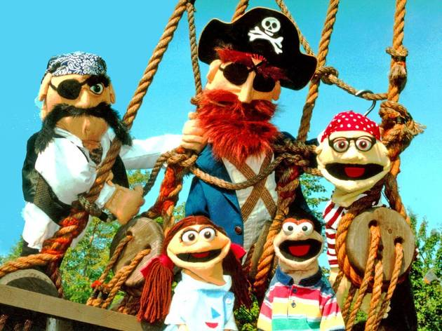 Just Kidding: Everybody Loves Pirates at Symphony Space
