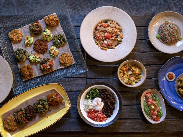 NYC's new Ras Plant Based focuses on vegan Ethiopian food
