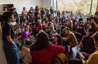 El Palomar: el colectivo de más de 60 cantautoras