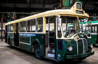 Ancien Bus