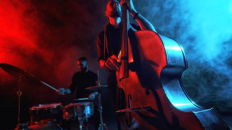 The Israel jazz and blues scene