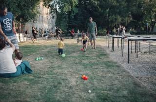 Children in Rijeka