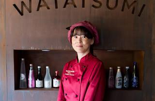 Akiko, xef del Watatsumi